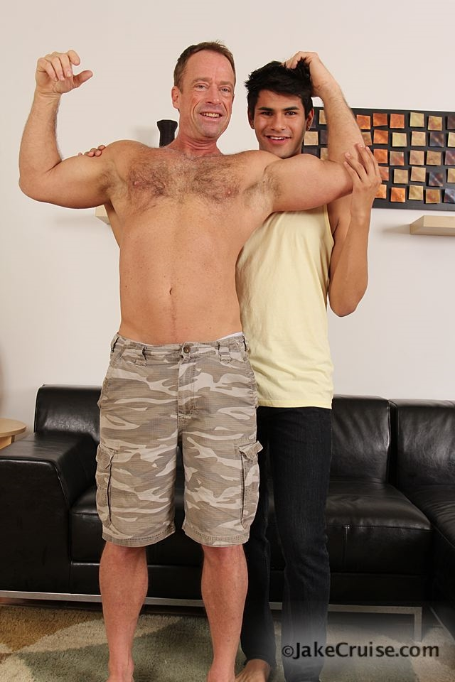 Andrew Markus and Roman Aleks