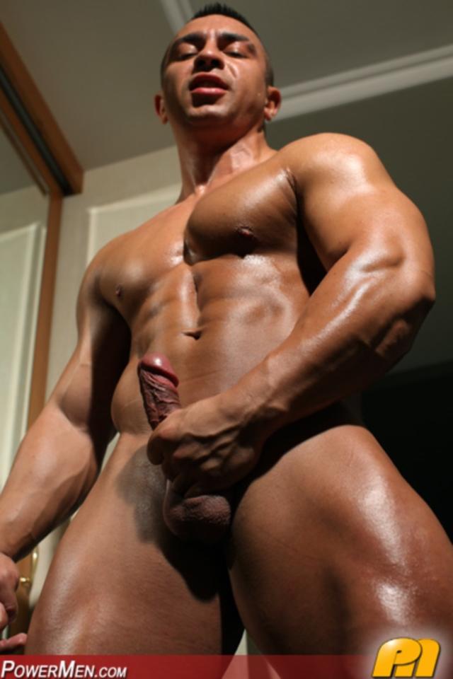 Babe muscular latino naked gay sex
