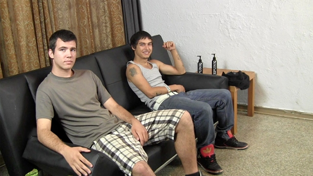 Jason and Milo