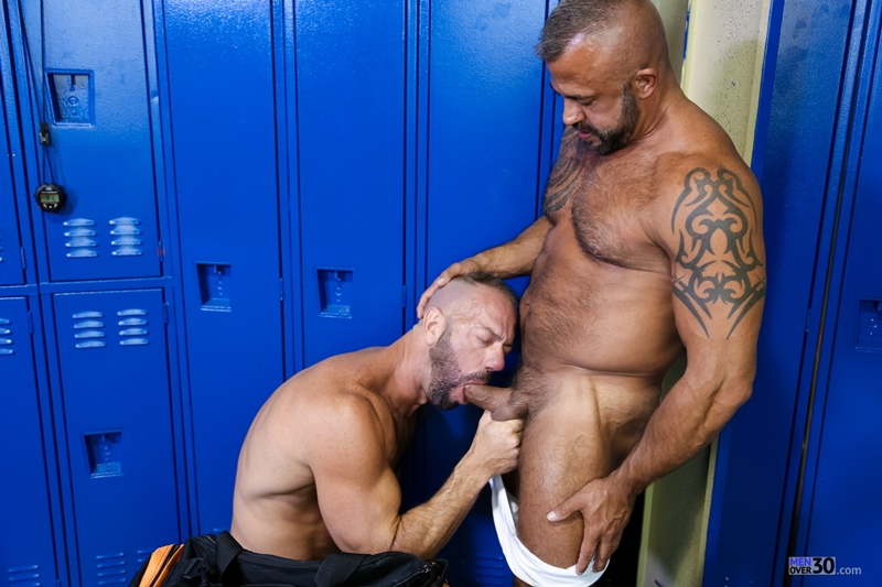 Vic Rocco and Jon Galt