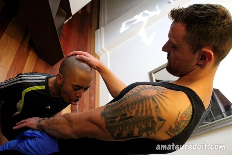 Amateurs Do It Randy and Jett hardcore ass fucking