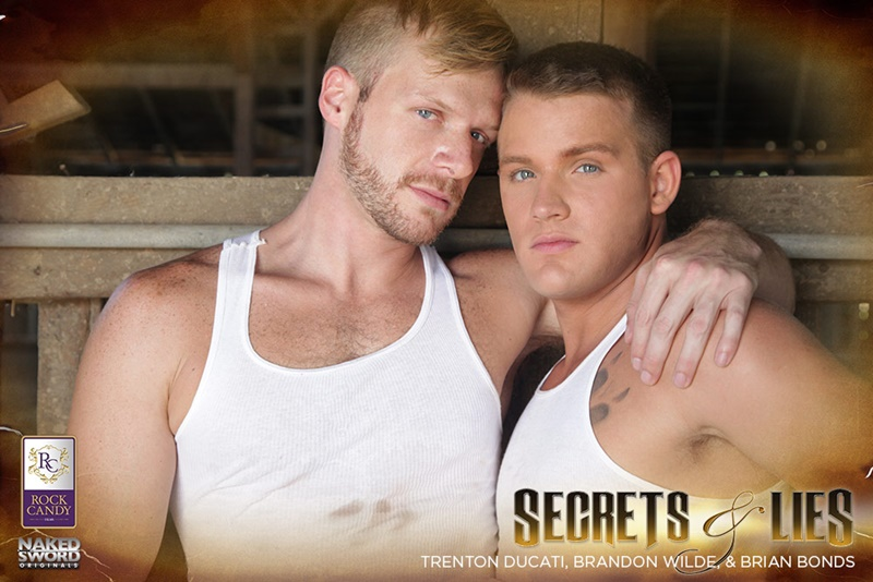Naked Sword Secrets And Lies: Scene 1 – Father's Secret – Rock Candy Films