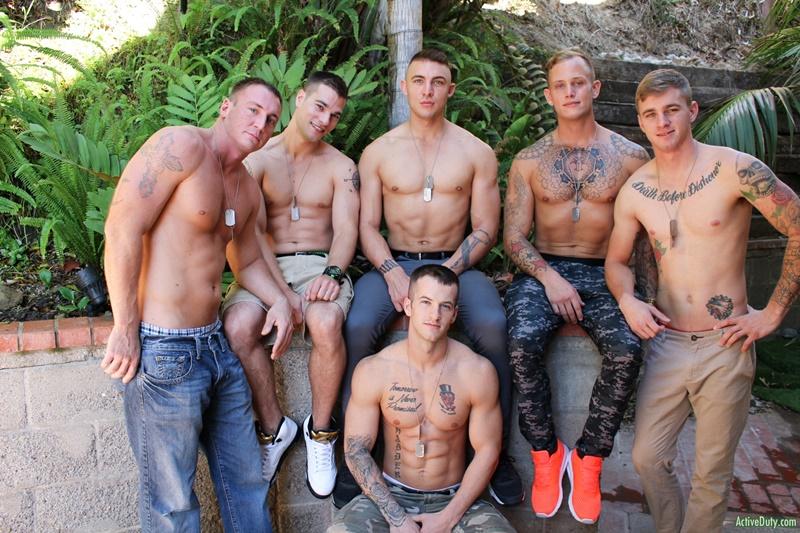Quentin Gainz, Craig Cameron, Ryan Jordan, Ripley, Princeton Price and Zack Matthews