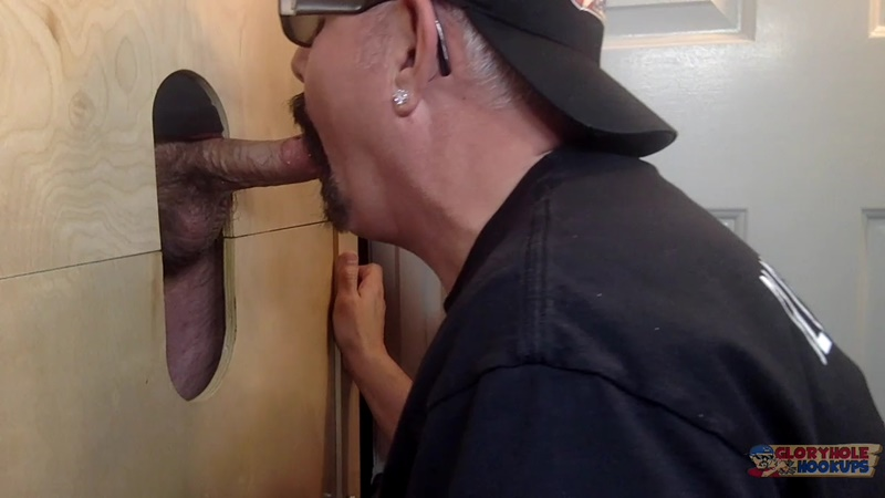 Glory Hole Hookups my mouth has been filled with his salty seed